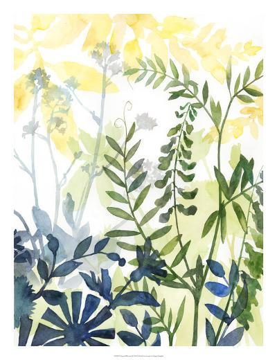 Layered Blooms II-Megan Meagher-Giclee Print