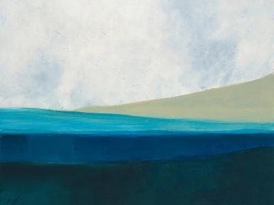 Layered Earth 1-Jan Weiss-Art Print