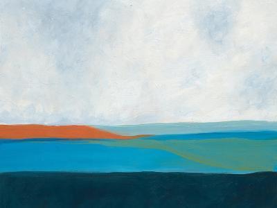 Layered Earth 2-Jan Weiss-Art Print