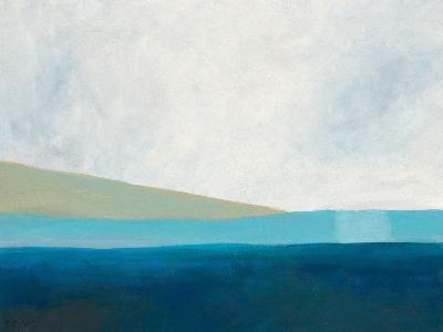 Layered Earth 3-Jan Weiss-Art Print
