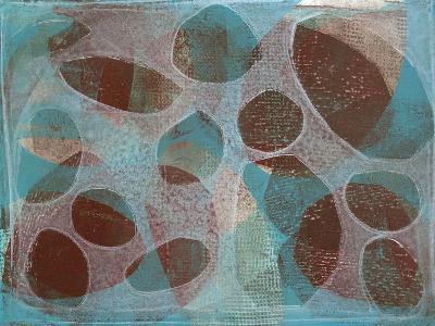 Layered Exclusion III-Jennifer Goldberger-Art Print