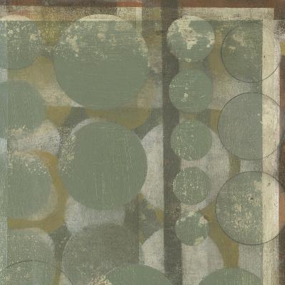 Layered Orbits I-Jennifer Goldberger-Premium Giclee Print