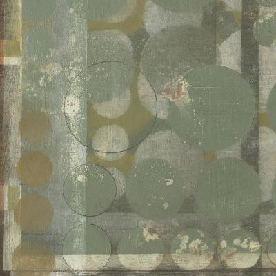 Layered Orbits II-Jennifer Goldberger-Premium Giclee Print