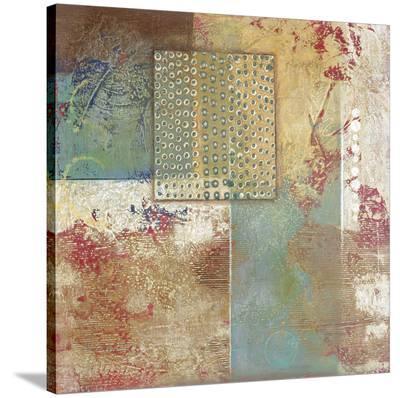 Layers I-Susan Osbjorn-Stretched Canvas Print