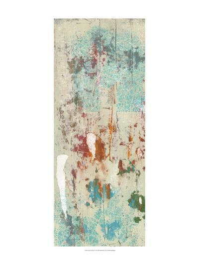 Layers of Paint I-Jennifer Goldberger-Art Print