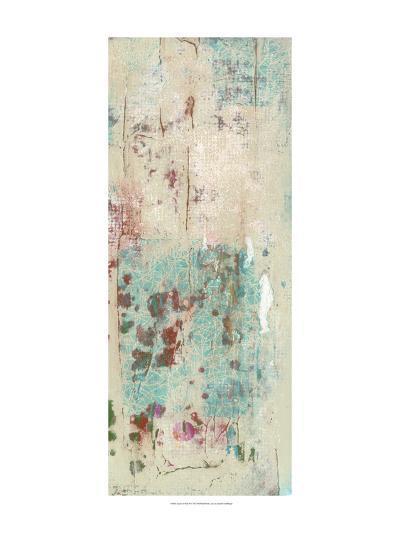 Layers of Paint II-Jennifer Goldberger-Art Print