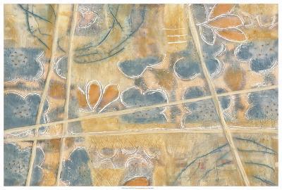 Layers of Pastel II-Karen Deans-Giclee Print