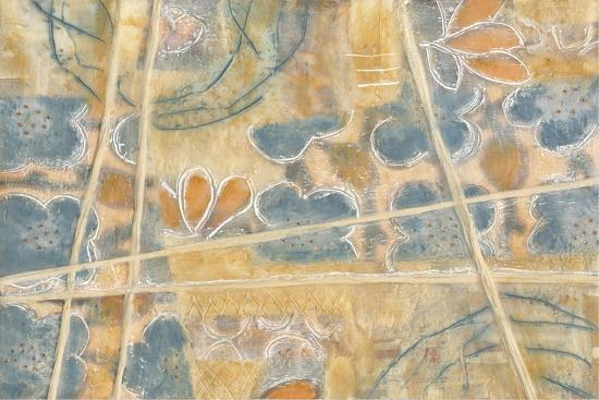 Layers of Pastel II-Karen Deans-Art Print