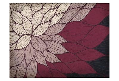 Layers of Petals-Kimberly Allen-Art Print
