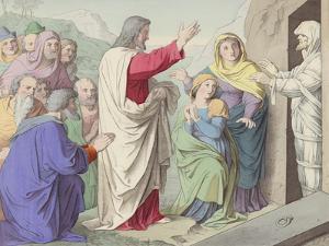 Lazarus Returned to Life