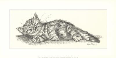 Lazy Days III-Steve O'Connell-Art Print