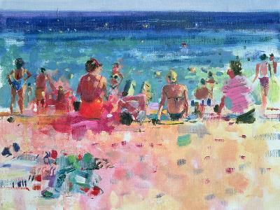 Lazy Sunny Afternoon-Peter Graham-Giclee Print