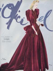 L'Officiel, September 1939 - L. Mendel by Lbenigni