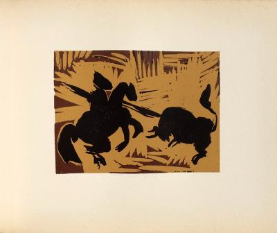 LC - Pique-Pablo Picasso-Collectable Print