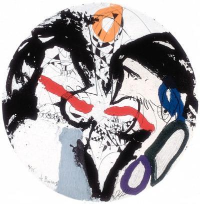 Le Baiser I-Georges Dussau-Limited Edition
