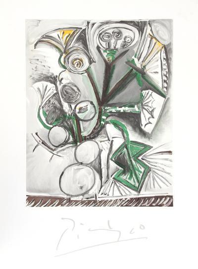 Le Bouquet-Pablo Picasso-Collectable Print