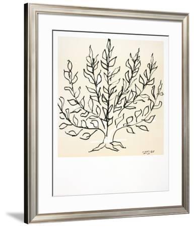 Le Buisson-Henri Matisse-Framed Art Print