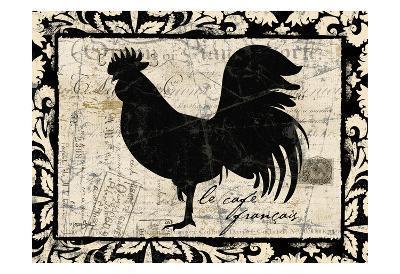Le Cafe Francais-Diane Stimson-Art Print