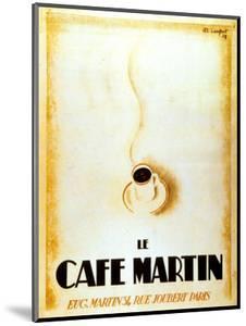 Le Cafe Martin