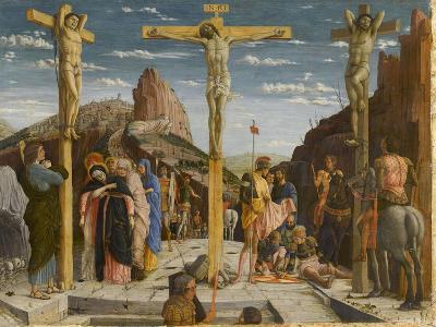 Le Calvaire-Andrea Mantegna-Giclee Print