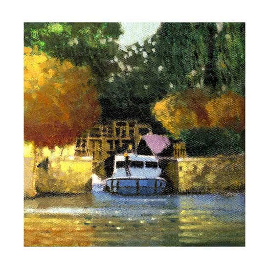 Le Canal-Max Hayslette-Premium Giclee Print