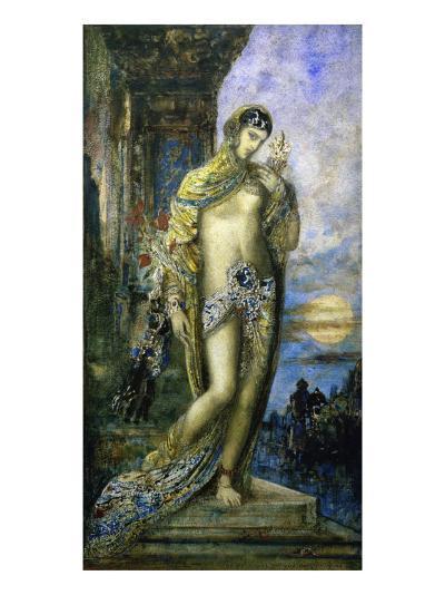 Le Cantique Des Cantiques-Gustave Moreau-Giclee Print