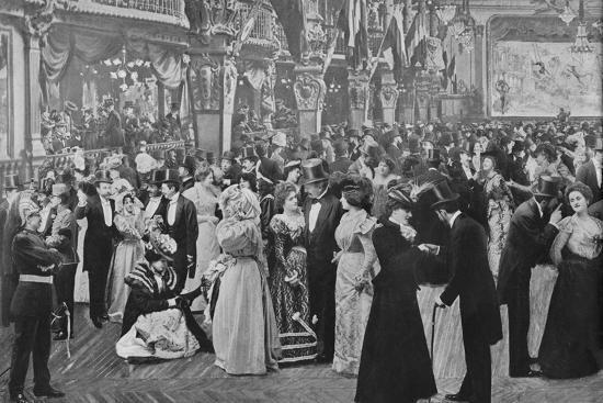 'Le Casino De Paris', 1900-Unknown-Photographic Print