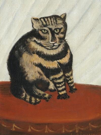 Le Chat Tigre-Henri Rousseau-Giclee Print