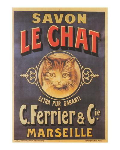 Le Chat--Art Print