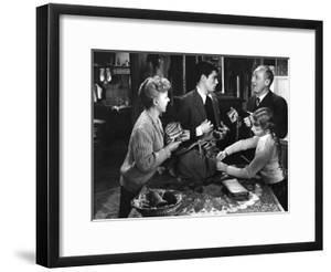 Le chemin des ecoliers by Michel Boisrond with Paulette Dubost, Alain Delon and Andre Bourvil, 1959