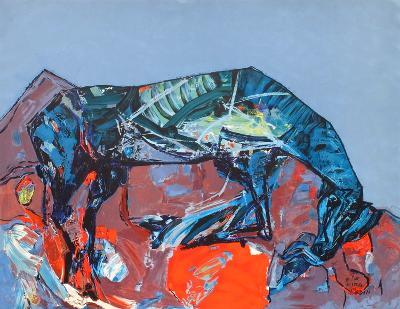 Le cheval-Kiro Urdin-Premium Edition