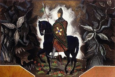 Le Chevalier Normand, C.1932-Francois-Louis Schmied-Giclee Print