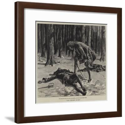 Le Chien d'Or-Frank Dadd-Framed Giclee Print