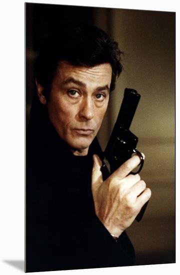 Le Choc 1982 Directed by Robin Davis Alain Delon--Mounted Photo
