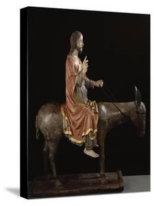 Le Christ des Rameaux