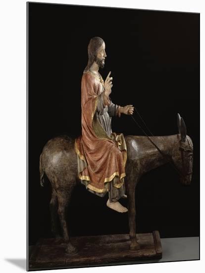 Le Christ des Rameaux--Mounted Giclee Print