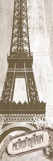 Le Ciel De Paris, II-Lambert-Art Print