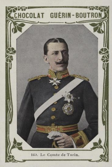 Le Comte De Turin--Giclee Print