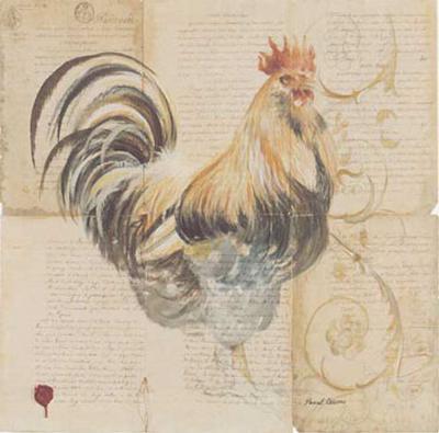 Le Coq-Pascal Cessou-Art Print