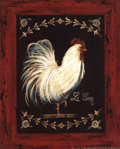 Le Coq-Grace Pullen-Art Print