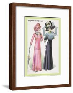 Le Costume Royals: In Delicate Sunlight