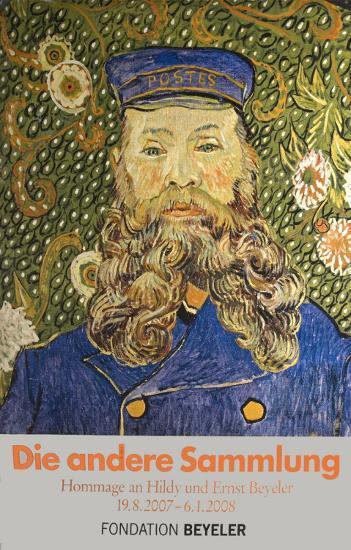 Le Facteur Roulin-billboard-Vincent van Gogh-Art Print