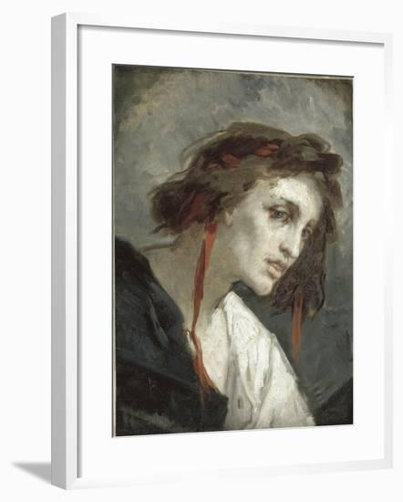 Le fou-Thomas Couture-Framed Giclee Print