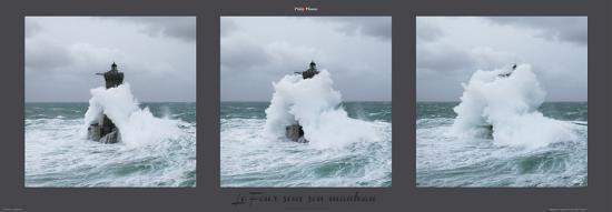 Le Four sous son manteau-Philip Plisson-Art Print