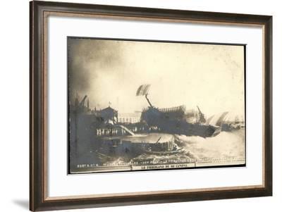 Le Friedland De 80 Canons, Musée De Versailles--Framed Giclee Print