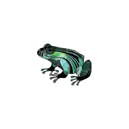 Le Frog-Sofie Rolfsdotter-Giclee Print