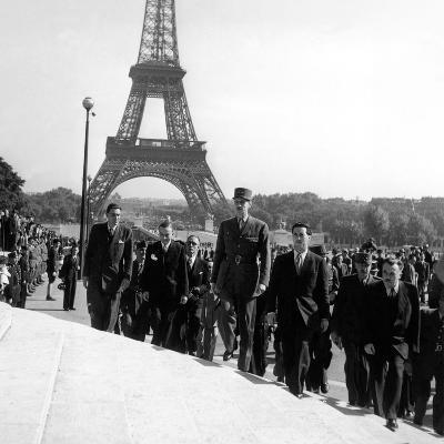 Le General Charles De Gaulle--Photo