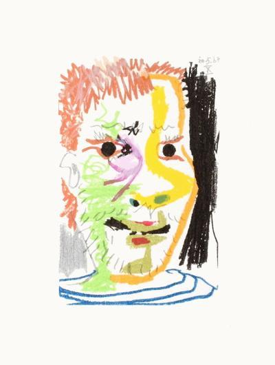 Le Go?t du Bonheur 24-Pablo Picasso-Premium Edition