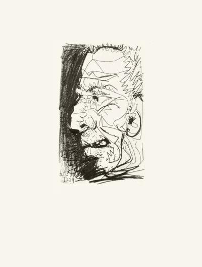 Le Go?t du Bonheur 34-Pablo Picasso-Serigraph