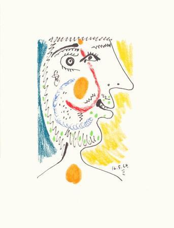 Le Goût du Bonheur 09-Pablo Picasso-Premium Edition